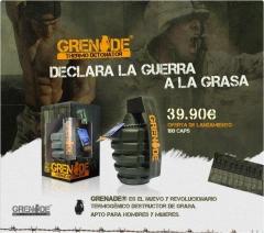 Grenade � thermo detonator es el nuevo y revolucionario termog�nico destructor de grasa, siendo apto