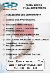 QualityPubli, publicidad: impresion offset, serigrafia, digital en Madrid