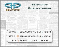 QualityPubli, expansion web en internet. Publicidad al maximo nivel