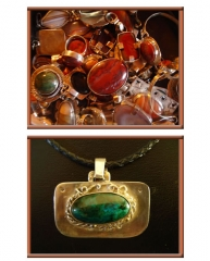 Imágenes de sitio web de artesanos que trabajan en piedra