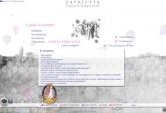 Web www.caprichia.com