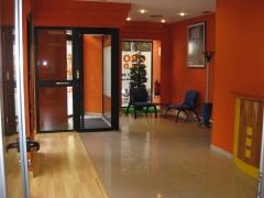 Interior. sala de espera