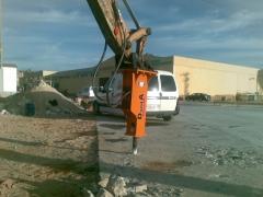 Martillo danda 30v 260 kg