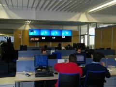 Sala de control - insa sistemas de información, s.a.