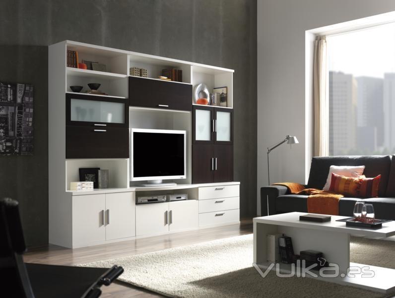 Foto muebles ilmode muebles salon modernos muebles - Muebles rusticos modernos salon ...