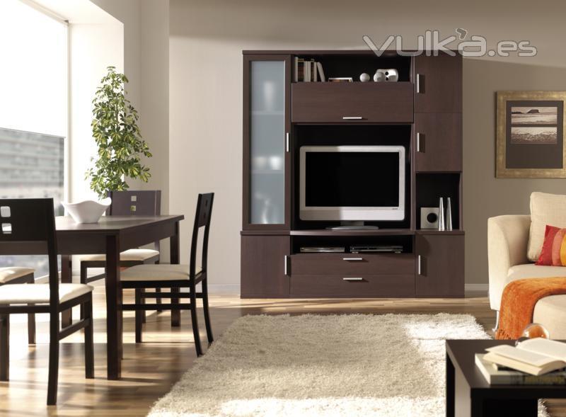 Muebles salon rusticos modernos 20170727193549 - Muebles boom palencia ...