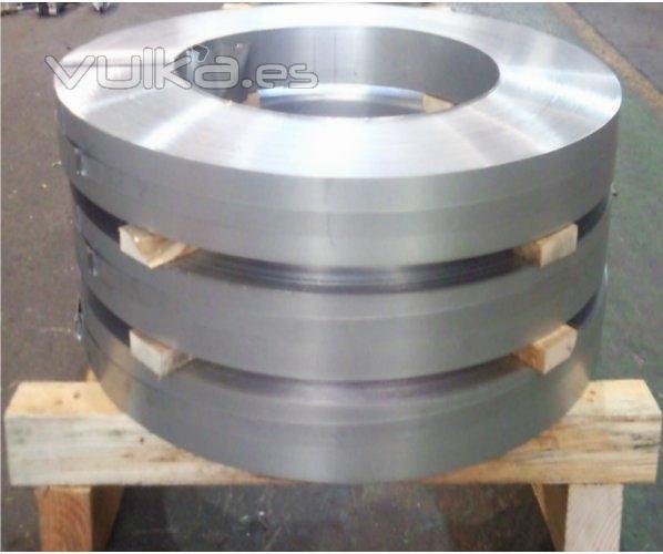Foto fleje de acero galvanizado for Casetas de acero galvanizado