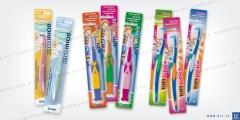 Gama cepillos infantil y junior