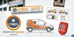 Rotulacion alarmas cymes