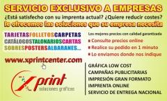 Xprint soluciones gr�ficas especial empresas