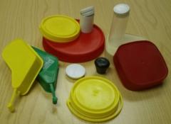 Tapas y recipientes diversos