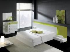 Dormitorios modernos en ilmode