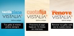 Vistalia, grupo de ópticas amigas