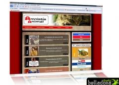 Amnistía Animal  - Página web