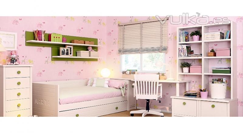 Muebles navaderri for La valenziana muebles infantiles y juveniles
