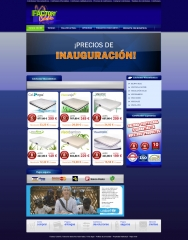 Factory colch�n. proyecto portal web y tienda online