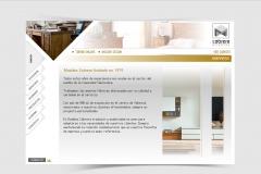 Muebles cabrera. tienda online en flash
