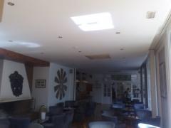 Montaje de techos Continuos - Hotel Araxa