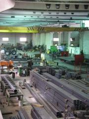 Vista de una parte del taller