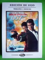 DVD A ESTRENAR 007 MUERE OTRO DIA
