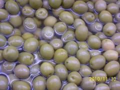 Aceitunas manzanilla,variantes morera