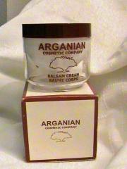 Hidratante balsamica de argan