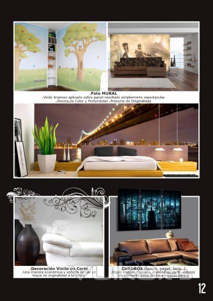 Rotulos pikabu for Empresas de decoracion de interiores