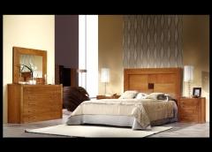 Dormitorio casta�o