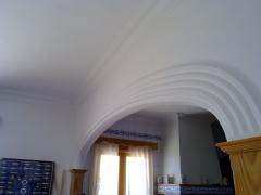Arco decorado artesanalmente