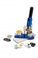 Maquina para hacer chapas y consumibles.