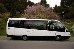 minibus minivips 25 plazas