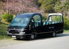 minibus minivips descapotable