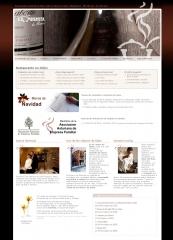 Diseño, desarrollo e implantación Web