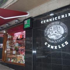 Carnicer�a canales, ubicada en la calle sim�n bolivar (portugalete)