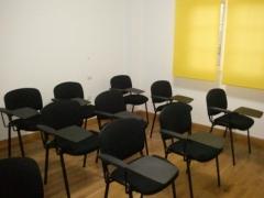 Sala de aula amarilla (también se alquila para reuniones o aulas)