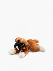 Perros peluches de calidad. peluche perro boxer yomiko pequeño oasisdecor.com
