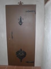 Puertas de forja dise�o y fabricaci�n propios, estilo