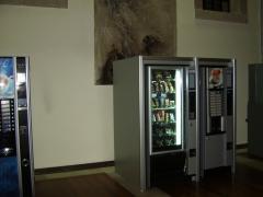 maquinas Necta vending en emplazamientos