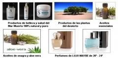 Nuestros productos naturales de belleza y salud