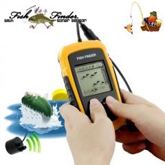 Es perfecto para detectar agrupaciones de peces en un área particular a través de tecnología sonar.