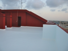 Impermeabilizaci�n de terrazas