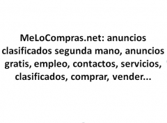 MeLoCompras.net