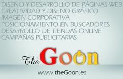 The goon - t� pagina web profesional - foto 5