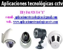 Aplicaciones tecnologicas cctv