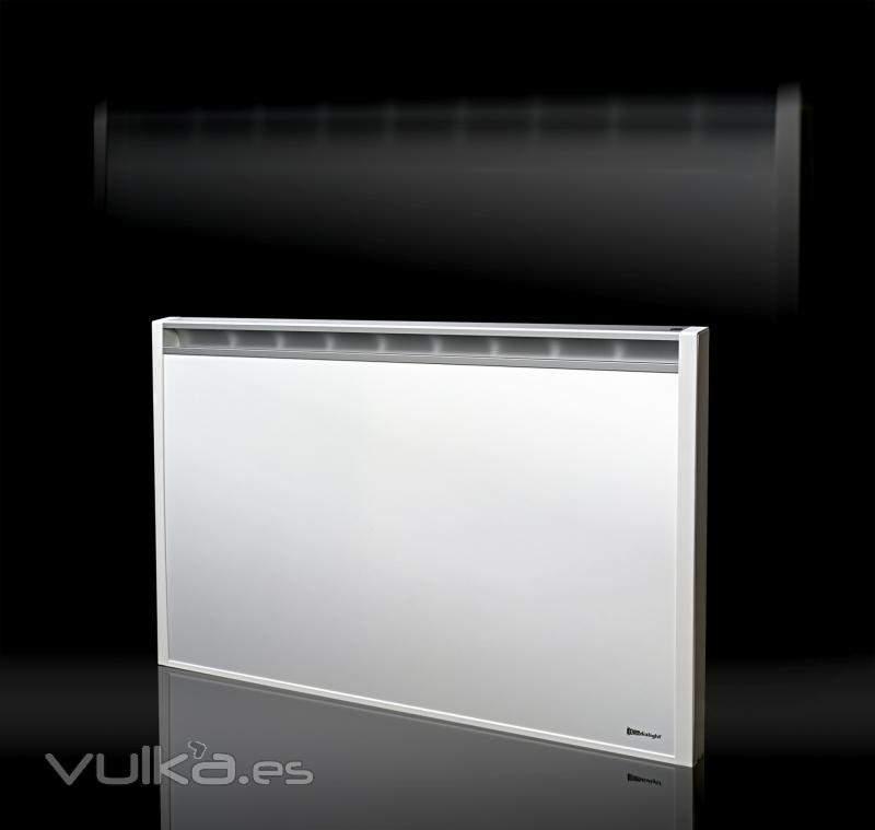 Foto radiador plano 95 by radialight altas prestaciones y - Radiadores de gel ...