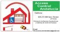 Access Control Andaluc�a - Aparcamientos, Parqu�metros, Automatismos Instaladores y Servicio de CLEMSA en Andaluc�a. Sistemas de Control de Accesos y Seguridad Electr�nica.