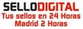SELLO DIGITAL - SELLOS DE CAUCHO URGENTES Y PERSONALIZADOS - MADRID 2 HORAS