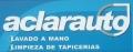 ACLARAUTO LIMPIEZA DE TAPICERIAS Y LAVADOS A MANO