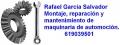 Montajes y Reparaciones Rafael Garcia Salvador