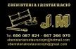 Ebenisteria i Restauracio JM